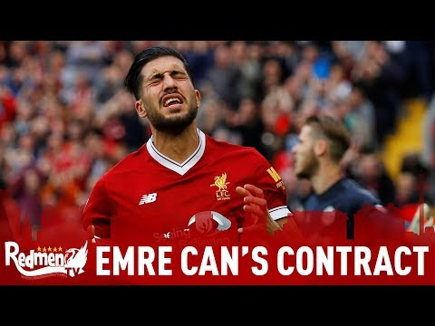 Emre Can's Contract: What Should Liverpool Do?