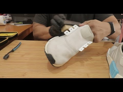 How to SUPER CLEAN your SNEAKER adidas NMD