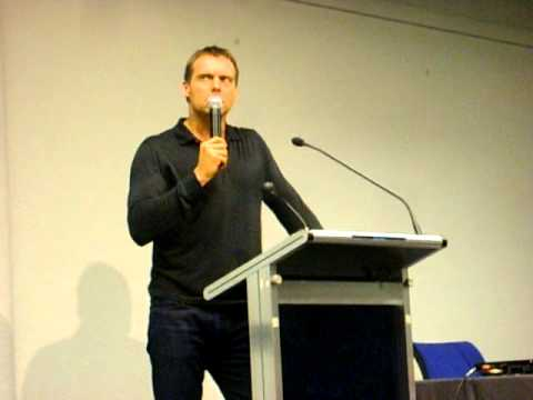 FACTS  20 Oct. 2013: Q&A with Michael Shanks