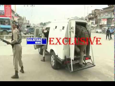 #Breaking: Militant attack CRPF party at Batmaloo in Srinagar.  #JammuAndKashmir