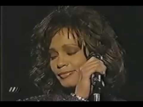 Whitney Houston I Will Always Love You live in Chile