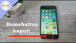 iPhone Home Button kaputt - Was nun? - Lösung mit AssistiveTouch
