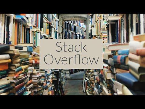 StackOverflow = Programmers Best Friend