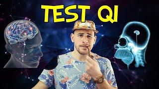 SUIS-JE INTELLIGENT ? Test de QI