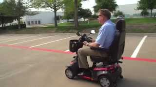 Drive Medical Ventura DLX 4 Wheel Mobility Scooter