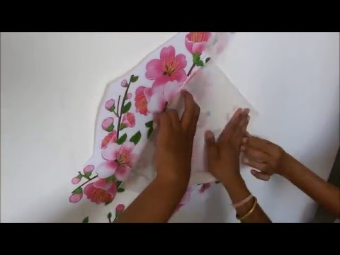 WallDesign Imported PVC Sticker Sheet