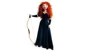 Храбрая принцесса сердцем. Видео прохождение игры для девочек. Принцесса Игра для девочек