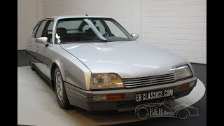 Citroën CX25 GTI 1987 -VIDEO- www.ERclassics.com