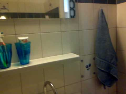 begonnen met de badkamer pimpen - YouTube