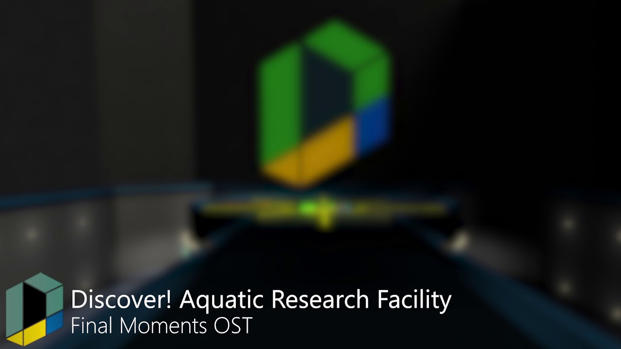 Discover Aquatic Research Facility Ost Final Moments - roblox research facility