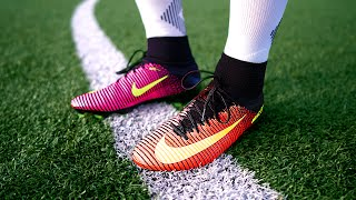 Ultimate Cristiano Ronaldo Nike Mercurial Superfly V Test & Review ...