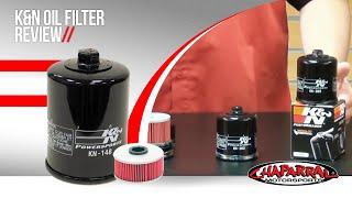K&N Oil Filter Review