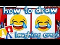 How To Draw Laughing Emoji 😂