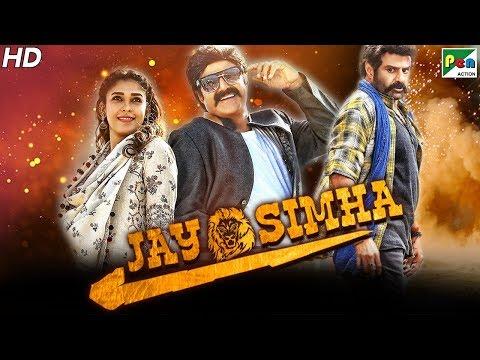 Jay Simha (2020) New Hindi Dubbed Movie In 20 Mins | Nandamuri Balakrishna, Nayanthara