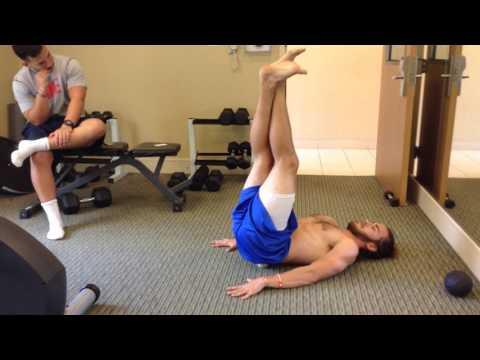 PRE PRACTICE WARMUP (Erector Spine, QL, SI Joints, lumbar release, PSOAS/ SCAPULAS)