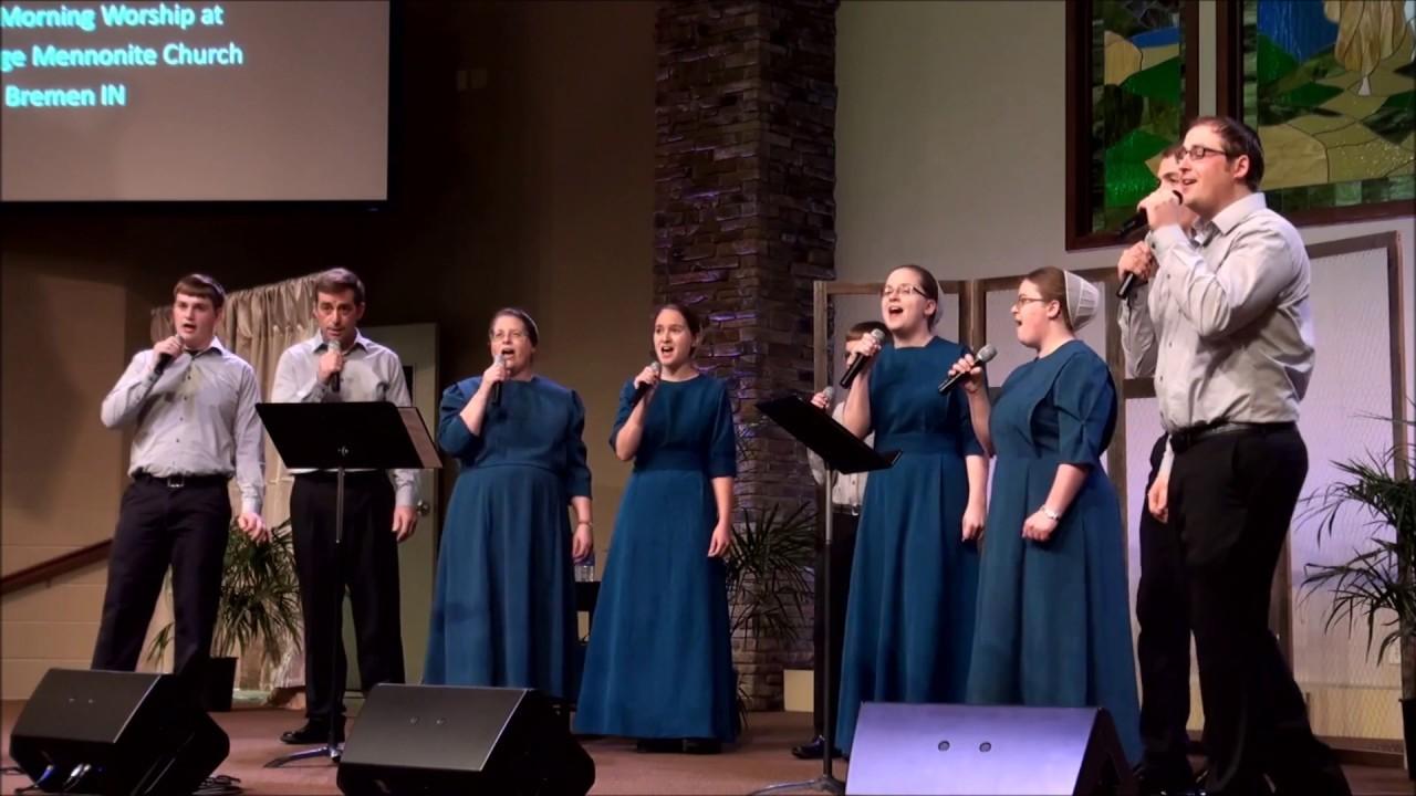 Neuenschwander Family (A Cappella Gospel Sing 2018)