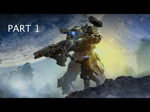 BATTERIES NOT INCLUDED-Titanfall 2 walkthrough part 1