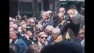 May 6, 1970 - McKeesport Last Train Through Downtown Ceremony
