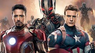 Мстители 2  Эра Альтрона — Расширенный русский трейлер 2015 720 HD