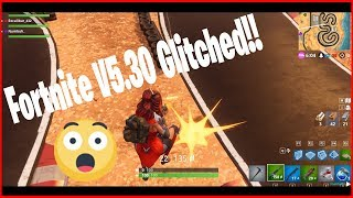 Invisible Indestructible Objects in Fortnite v5 30 | CfomodzGaming