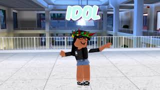 IDOL BTS - Roblox Dance