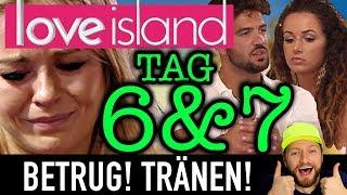 Love Island 2019: ESKALATION! Yasin BETRÜGT Samira in DUSCHE?! Tag 6 & 7