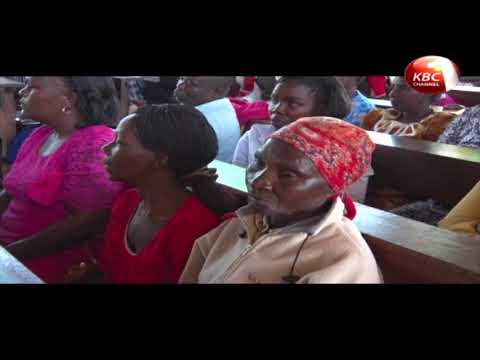 Wangui Ngirichi is the new chairperson for the Kenya women parliamentary association