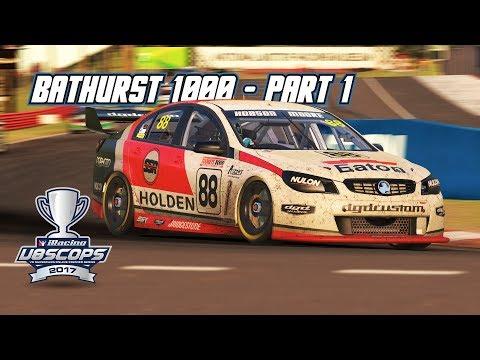 iRacing: Bathurst 1000 - Part 1 (V8 Supercar @ Bathurst)
