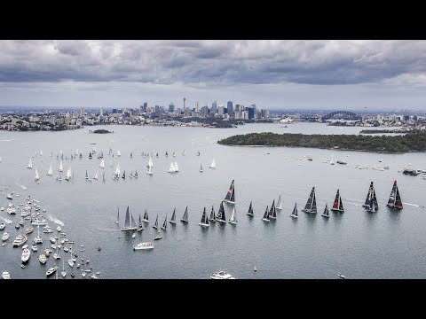 Rolex Sydney Hobart Yacht Race 2017 – Trailer – The Spirit of Yachting