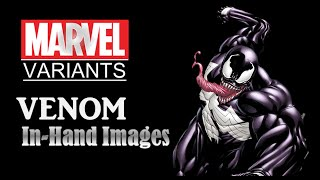 Marvel Variants: Play Arts Kai Series 3 - Venom In-Hand Images