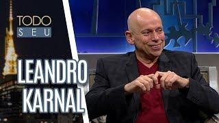 Baixar Entrevista com o historiador Leandro Karnal - Todo Seu (08/05/18)