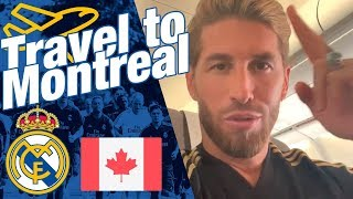 Join Sergio Ramos and Marcelo in Montreal