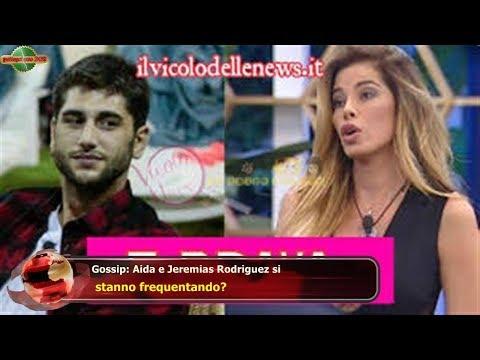Gossip: Aida e Jeremias Rodriguez si  stanno frequentando?