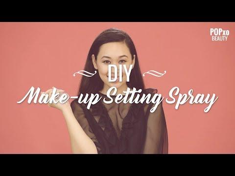 DIY Make-up Setting Spray - POPxo Beauty