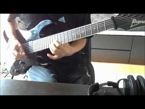 A Martian Winter/Angel Vivaldi Guitar Cover by TXDmBm
