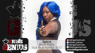 Spice - Beef Patty (Raw) Whateva Riddim - April 2017