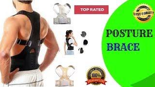 How to Wear and Benefits of Posture Brace🎋Posture Corrector🎋Posture Brace Challenge!