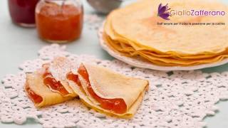 Crepes - Easy Recipe