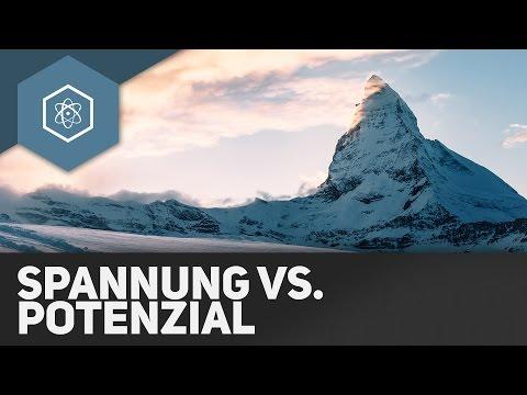 Spannung vs. Potential ● Gehe auf SIMPLECLUB.DE/GO & werde #EinserSchüler