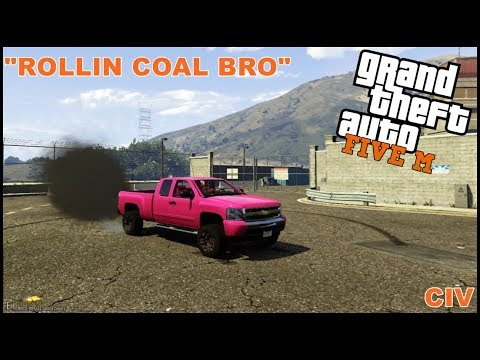 GTA 5 ROLEPLAY - ROLLIN COAL ON COPS - EP. 76 - CIV