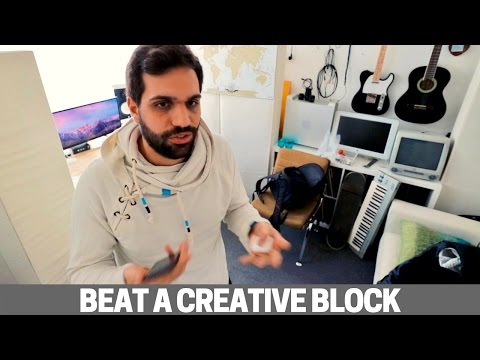 HOW TO BEAT CREATIVE BLOCK AND GET THAT PRO SOUND