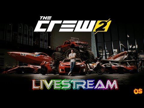 THE CREW 2 CRAZYNESS/ROAD TO 900 SUBS/!discord