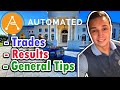 Automated Crypto System - Trade Results & General TIPS 💰