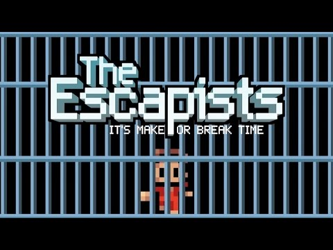 The Escapists - Steam Launch Trailer