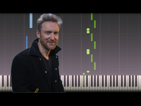 David Guetta, Brooks & Loote - Better when you're gone (Piano Ver.)
