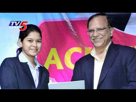 GITAM University Achievers Day Celebrations 2017 | Hyderabad | TV5 News