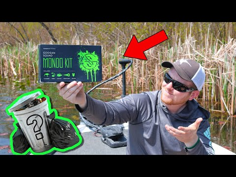 Is The Googan Squad Mondo Kit TRASH Or GAS? (Fishing Challenge)