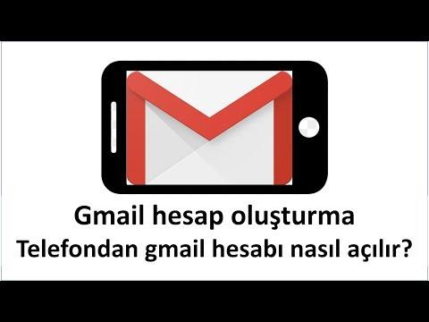 Gmail hesap oluşturma. Telefondan gmail hesabı nasıl açılır? 2018