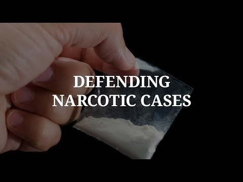 Defending Narcotics Cases in FL (109) Michael A Haber Miami Criminal Defense DUI BUI Lawyer