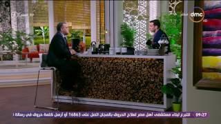 8 الصبح - تعليق الصحفي عزت إبراهيم عن مناقشة أزمة الإرهاب فى سوريا فى القمة العربية اليوم